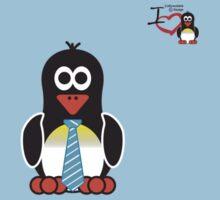 Domestic Penguin - Gents Kids Clothes