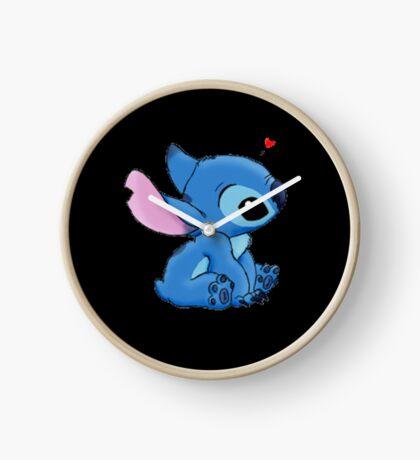 Stitch  Clock