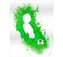 Luigi Spirit Poster