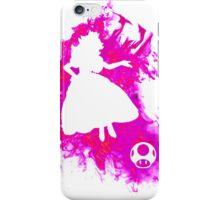 Peach Spirit iPhone Case/Skin