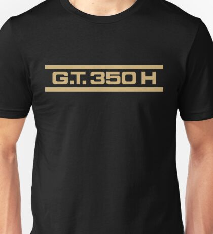 1966 Ford Mustang Shelby GT350H Unisex T-Shirt