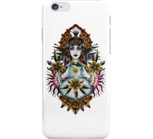 Gypsy crystal ball iPhone Case/Skin
