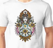 Gypsy crystal ball Unisex T-Shirt
