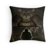 Five Night's at Freddy's Throw Pillow