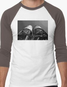 A Great Place for a Horror Movie Men's Baseball ¾ T-Shirt
