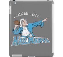 Vatican City Hailmarys iPad Case/Skin
