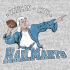 Vatican City Hailmarys by Dansmash