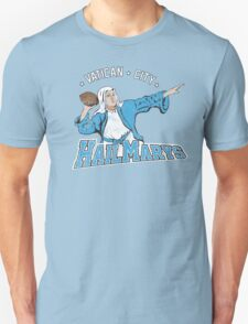 Vatican City Hailmarys Unisex T-Shirt