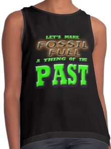 MAKE FOSSIL FUEL A THING OF THE PAST Contrast Tank