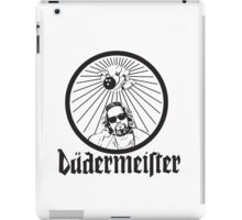 Duder iPad Case/Skin