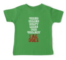 Fault of Lag Baby Tee