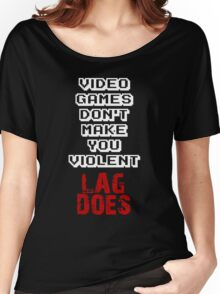 Fault of Lag Women's Relaxed Fit T-Shirt