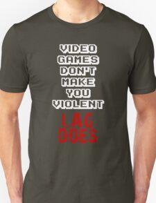 Fault of Lag T-Shirt