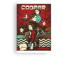 archer cooper Canvas Print