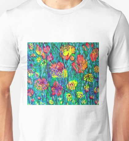 Hidden Flowers Unisex T-Shirt