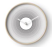 Woods Minimal Circles Clock