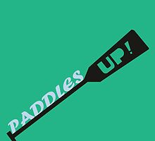 Paddles UP! by doremimusic