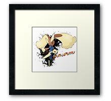 Chun-Lopunny Framed Print