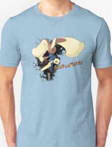 Chun-Lopunny Unisex T-Shirt