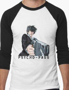 Anime: PSYCHO-PASS Men's Baseball ¾ T-Shirt