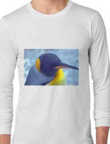 Colorful Penguin Long Sleeve T-Shirt
