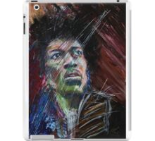 Jimmy Hendrix iPad Case/Skin