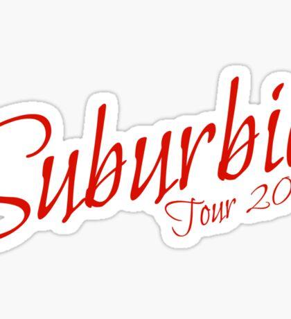 Troye Sivan Suburbia Tour 16 Sticker