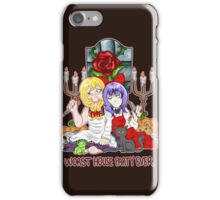 Worst House Party Ever iPhone Case/Skin