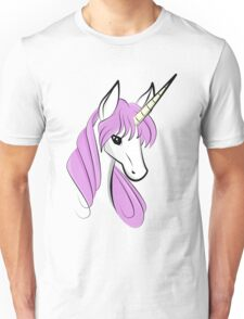 Cute Unicorn Unisex T-Shirt