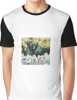 Field of Tulips Graphic T-Shirt