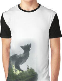HQ The Last Guardian Corner (vector) Graphic T-Shirt
