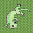 Gecko by Paul Webster