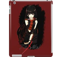 Anime: Akame Ga Kill - Akame iPad Case/Skin