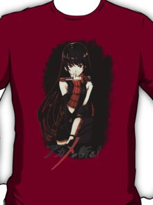 Anime: Akame Ga Kill - Akame T-Shirt