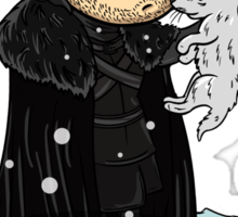 You know nothing Jon Snow Sticker