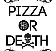 Pizza or Death - Carmilla by iTheressa