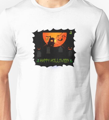 Holloween design Unisex T-Shirt