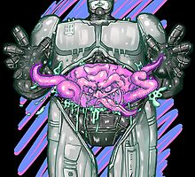RoboKrang by deathpoodle