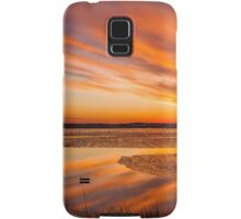 Reflections on a January thaw Samsung Galaxy Case/Skin
