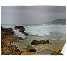 Bermagui. NSW. Severe storm. Poster