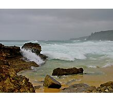 Bermagui. NSW. Severe storm. Photographic Print