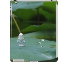 Yeti on a Lily pad iPad Case/Skin