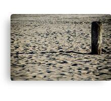 Canon Beach 3 Canvas Print