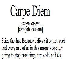 Carpe Diem  by AlexandraLester