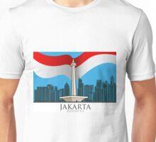 The capital city of Jakarta Unisex T-Shirt