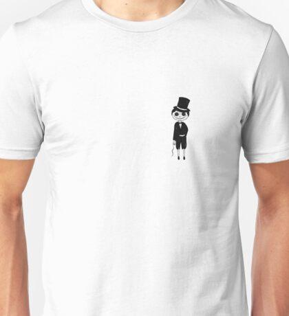 Peregrine creepy doll Unisex T-Shirt