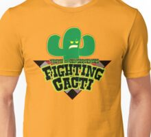 Truth or Consequences Fighting Cacti Unisex T-Shirt
