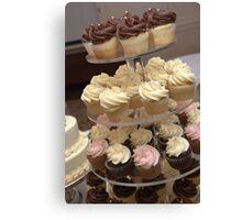 Everybody Love Cupcakes Canvas Print