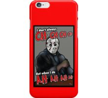 Jason, the most interesting boogeyman in the world. iPhone Case/Skin