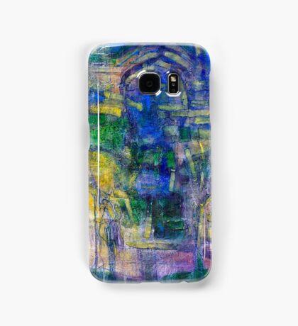 Blocks - Chair Samsung Galaxy Case/Skin